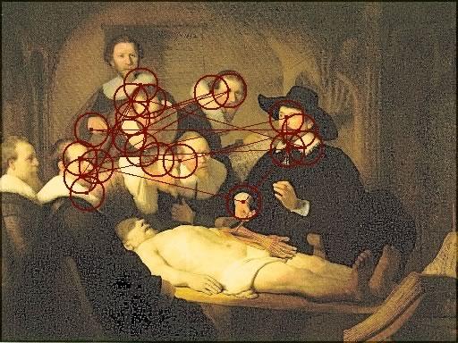 Rembrandt's Leçon d'anatomie