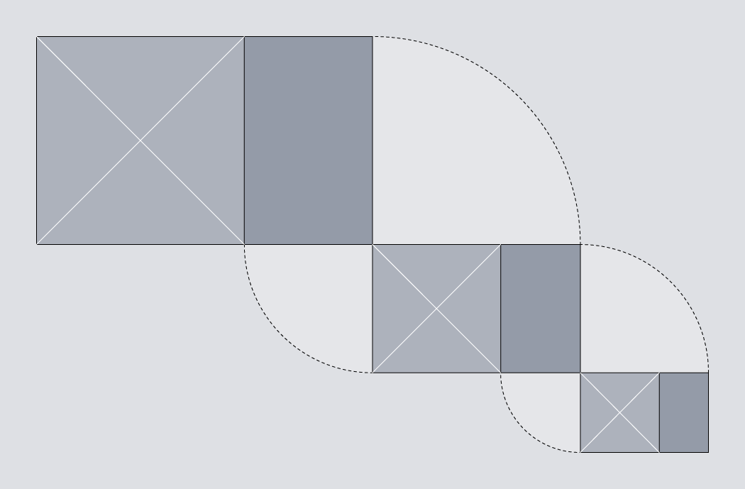 golden rectangle The golden rectangle can make the difference between a design that is pleasing to the eye, and one that seems awkward and clumsy.