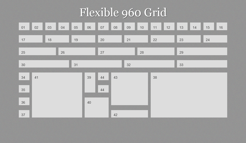Giving Content Priority With Css3 Grid Layout 24 Ways
