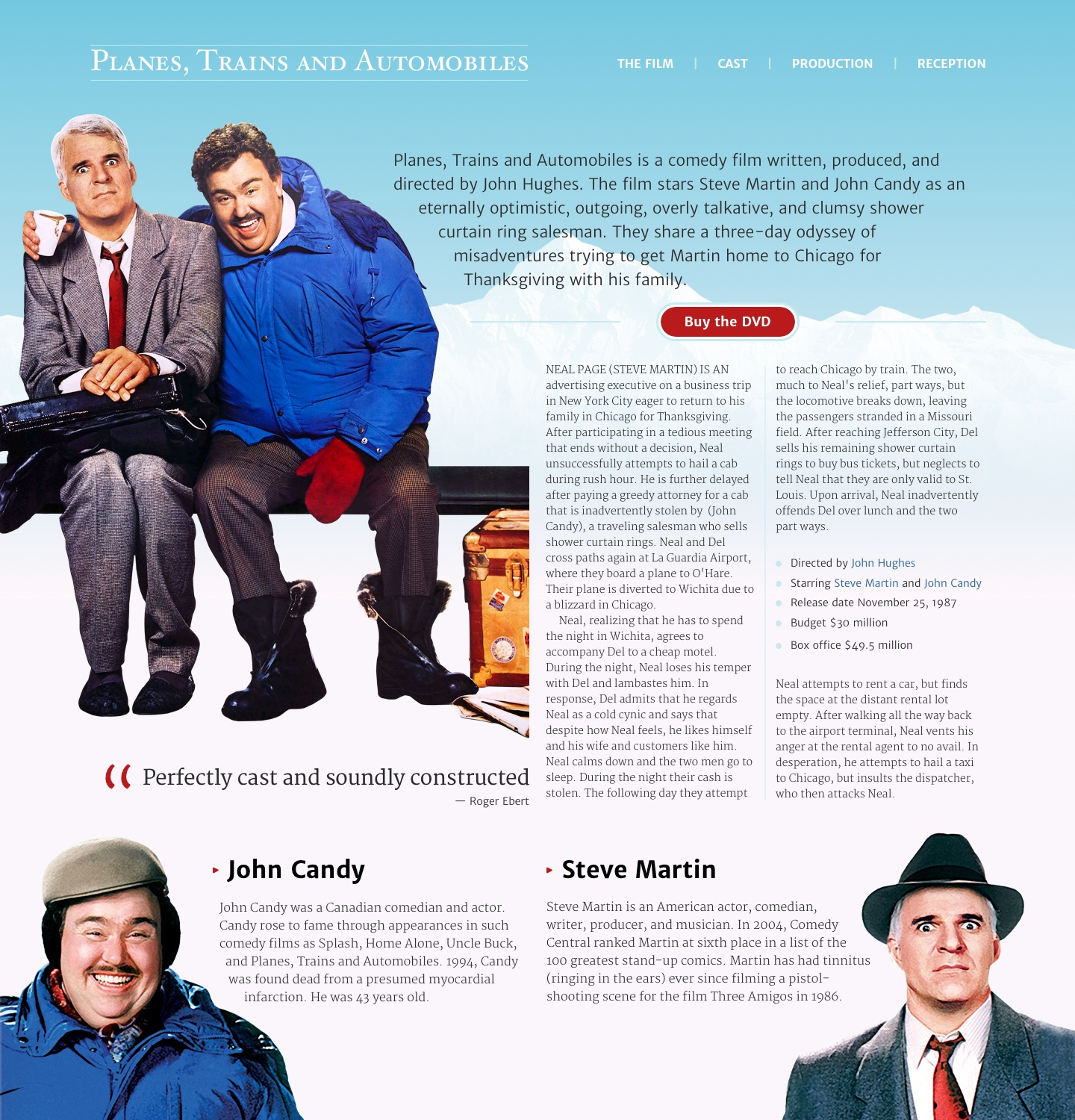 1998 Planes, Trains and Automobiles